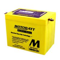 MBHD12H Motobatt AGM Motorcycle Battery 12v 33Ah 390CCA (YHD-12) Buy Online from The Battery Shop